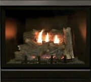Empire White Mountain 36 Tahoe Clean Face Deluxe Direct Vent Ng Fireplace Ip