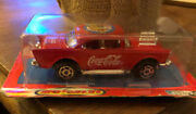 1997 Majorette - Coca-cola - Radio Grill - And03957 Chevy - Red- 1/64th- Nos