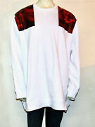 Raf Simons Oversized Sweater With Shoulder Patches David Lynch Laura Dern Xl