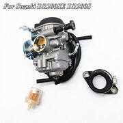 New Fit For Suzuki Dr200se Dr200s Carburetor And Intake Manifold Boot And Oil Filter