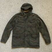 Nwt American Eagle Ae Menand039s Military Field Jacket Utility Coat Size S M L Xl 3xl