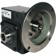 New Cast Iron Right Angle Worm Gear Reducer 401 Ratio 56c Frame