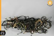 07-08 Mercedes R230 Sl550 M273 V8 Full Wire Wiring Harness Cable Assembly Oem