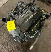 Engine 1.8l Vin H 8th Digit Opt Luw Fits 2016-2018 Chevy Sonic
