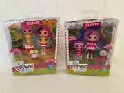 Mga Mini Lalaloopsy Littles Sprinkle Spice Cookie And Blanket Featherbed New Nrfp