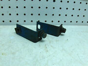 Ford Jacobsen Oliver 145 165 Lawn And Garden Tractor Dash Panel Support Brackets