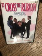 To Cross The Rubicon Dvd, 1998 Rare 1991 Cult Classic Comedy Oop