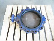 14 Grinnell Ld-8982-6g Di Butterfly Valve Bronze Disc 200wp New Old Stock