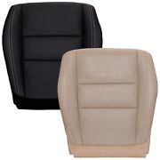 Passenger Bottom Leather Seat Cover Fits 2011-2016 Jeep Grand Cherokee Limited