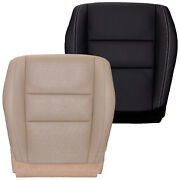 Driver Bottom Leather Seat Cover Fits 2011-2016 Jeep Grand Cherokee Limited