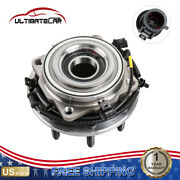 New Front Wheel Hub Bearing Assy For 05-10 Ford F250 F350 Super Duty Srw 4wd