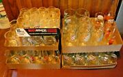 Vintage A And W Root Beer Mug And Glass Collection Various Logo And Size Lot Of 57