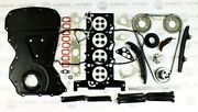 Transit Mk7 2.2 Tdci 2006 - 2014 Fwd Timing Chain Head Gasket Bolts Cover Set