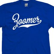 Zoomer Script And Tail T-shirt - Gen Z Genz Meme Generation Tee - All Sizes Colors