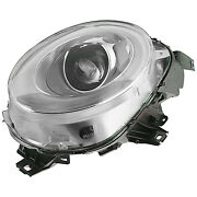 Replacement Headlight Assembly For 14-15 Cooper Driver Side Mc2502117
