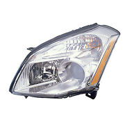 Replacement Headlight Assembly For 07-08 Maxima Driver Side Ni2502180oe
