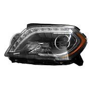 Replacement Headlight Assembly For Mercedes-benz Driver Side Mb2502216