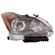 Replacement Headlight Assembly For Infiniti Passenger Side In2503148oe