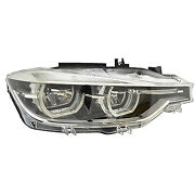 Replacement Headlight For Bmw Passenger Side Bm2503187