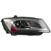 Replacement Headlight For Audi Passenger Side Au2503193
