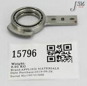 15796 Applied Materials Assy Left Hand Pivot And Bearing Hp+/v 0010-02170