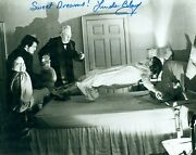 Linda Blair Signed Autographed Photo Cinema Celebrities Collectibles Exorcist