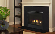 Majestic Mercury 32 Direct Vent Natural Gas Fireplace W/ Standing Pilot And Embers