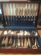 King Richard Silverware 1932 By Towle Plus Assorted Serving Silverware