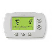 Honeywell Th5320r1002 Wireless Focuspro 5000 Non-programmable Thermostat