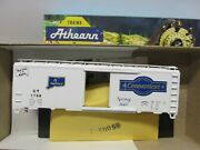 Athearn/show Meconnecticut 40' Boxcar 1788kit Ho Scale
