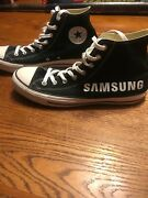 Samsung Converse Chuck Taylor All Star Menand039s Shoe Size 12 Rare
