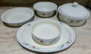 Lenox - Poppies On Blue - Chinastone - Pick The Items You Want - Serving Pieces