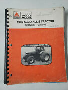 1995 Agco-allis Tractor Service Training Manual For 9400 And 9600 Series