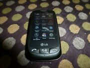 Lg Cosmos Touch Vn270 - Black Verizon Cellular Phone And 4gb Micro Sd Card7001