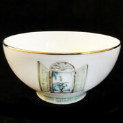 Lenox Colonial Shutter Rice / Soup / Cereal Bowl New Never Used Made In Usa