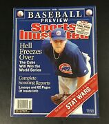 Kerry Wood 2004 Sports Illustrated Magazine Newsstand No Label Chicago Cubs