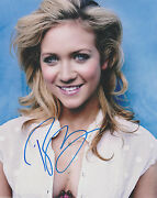 Brittany Snow Hand Signed 8 X 10 Sexy Photo Autograph W/ Coa Nice Pic And Auto