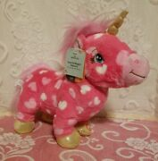 Hallmark Love Is Magic Unicorn With Sound And Motion Brand New With Tags
