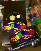 Rainbow - Rainbow Printed Cigarette Rolling Papers Factory Sealed Rare Oop L@@k