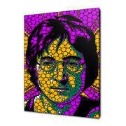 John Lennon Canvas Print Picture Wall Art Modern Design Free Fast Delivery