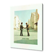 Pink Floyd Wish You Were Here Canvas Print Picture Wall Art Free Fast Delivery