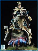Gwanggaeto The Great King Of Korea Tin Painted Toy Soldier Pre-sale   Museum