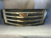 2015-2018 Cadillac Escalade For Parts Use Only Front Bumper Grille Oem