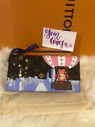 Brand New Authentic Louis Vuitton Sarah Wallet Christmas Edition
