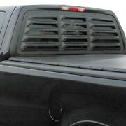 97-03 Ford F-150 Willpak Astra Hammond 1-pce Textured Abs Rear Window Louver