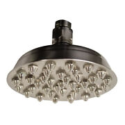 Showerhaus Small Sunflower Rainfall Showerhead With 37 Nozzles - Solid Brass ...
