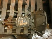 Oem 1966-1974 Early Ford Bronco 4x4 6 Cyl 3 Spd Mt Manual Transmission Trans