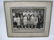 1942 Wwii Holy Family School 9th 10th Grades Council Bluffs Iowa Pyleand039s Photo