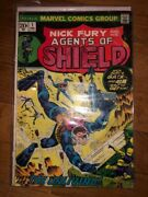 Nick Fury And His Agents Of Shield Issue 1 Marvel Comics, 1973