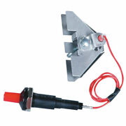 Charbroil Gas Grill Universal Piezo Igniter Kit Push Button, Collector Box New